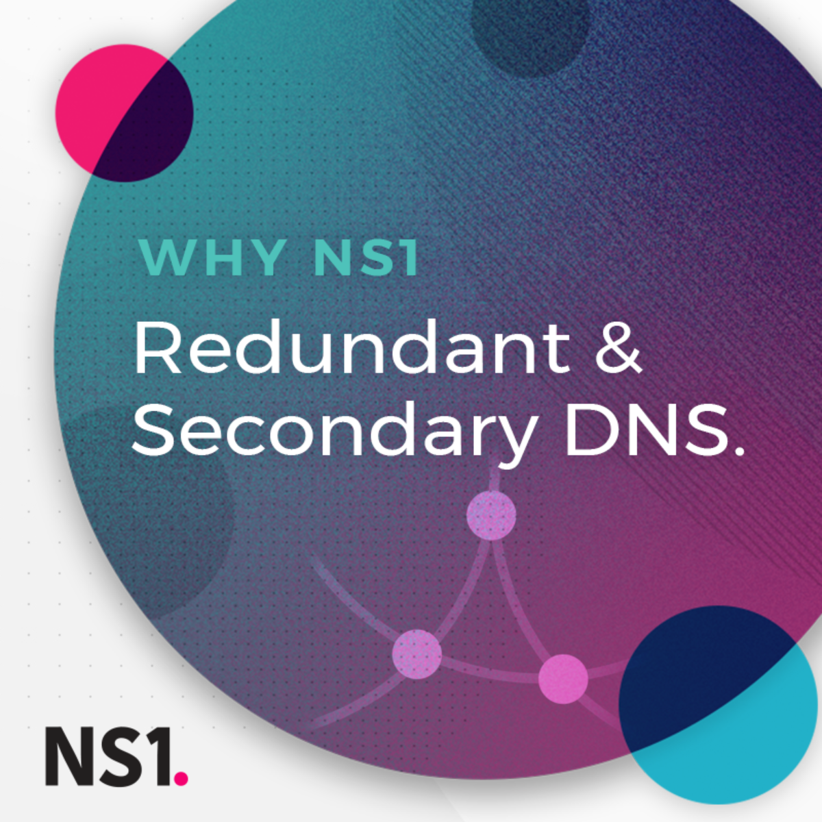 Redundant DNS: Strategies for 100% Availability   Why NS1