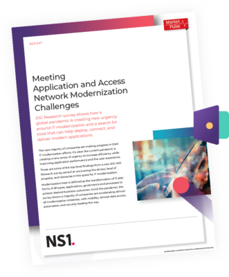 Meeting Application and Access Network Modernization Challenges