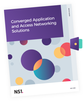 Converged Application and Access Networking